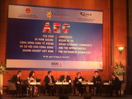 Khai thác lợi thế doanh nghiệp Việt trong cộng đồng kinh tế ASEAN