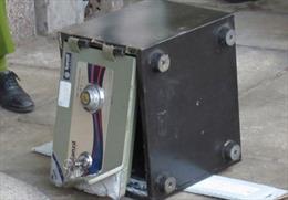 Bình Phước cảnh báo tình trạng trộm két sắt tại các cơ quan nhà nước