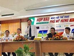 300 vận động viên tham gia ngày hội thể thao Phú Mỹ Hưng