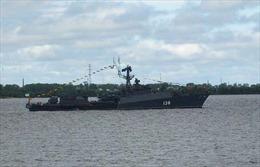 Nga tập trận chống tàu ngầm tại Bạch Hải