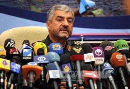 Vệ binh Cách mạng Iran yêu cầu Mỹ dời căn cứ cách Iran 1.000 km