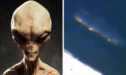 'Siêu tàu mẹ' của người ngoài hành tinh 'do thám' trạm ISS