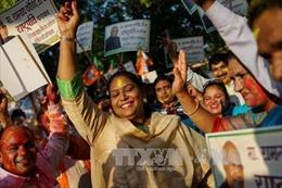 Ấn Độ có Tổng thống mới xuất thân từ tầng lớp dân nghèo