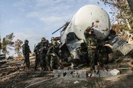 Nga và lực lượng nổi dậy ôn hòa nhất trí về cơ chế vùng an toàn ở Syria