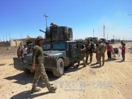 Ném bom căn cứ chỉ huy, kho vũ khí của IS, Iraq tiêu diệt hàng chục tay súng khủng bố