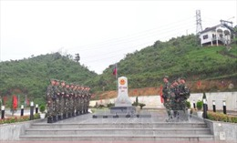 Bộ đội biên phòng Việt Nam - Lào tuần tra chung