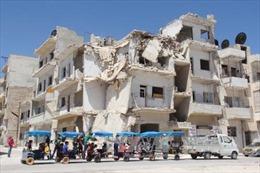 Nổ lớn tại thành phố Idlib, 50 tay súng thánh chiến thiệt mạng
