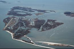 Nguy cơ hòn đảo của Mỹ biến mất