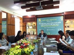 Hơn 300 doanh nghiệp Việt sẽ giao thương với 100 doanh nghiệp Chiết Giang