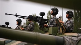 Trung Quốc âm thầm tăng cường phòng thủ dọc biên giới Triều Tiên?