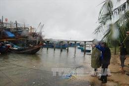 Quảng Trị sơ tán khoảng 4000 người dân lên vùng an toàn