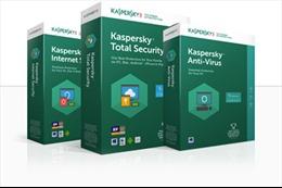Mừng 20 năm thành lập, Kaspersky Lab tặng người dùng phần mềm diệt virus miễn phí
