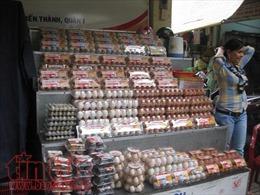TP Hồ Chí Minh bắt đầu kiểm soát nguồn gốc thịt và trứng gia cầm từ 1/9