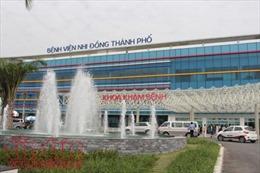 Đưa vào hoạt động khu điều trị nội trú bệnh viện Nhi Đồng TP Hồ Chí Minh từ ngày 1/8