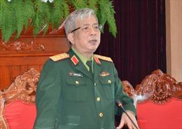 Hội nghị giao ban công tác đối ngoại quốc phòng