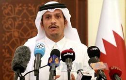 Bất chấp sức ép từ 4 nước Arab, Qatar kiên quyết duy trì chính sách ngoại giao