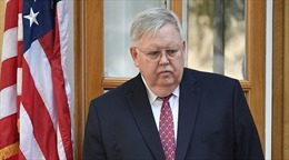 Đại sứ Mỹ tại Moskva giải thích việc tạm đình chỉ cấp thị thực cho công dân Nga