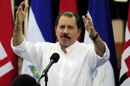 Nicaragua phản đối các biện pháp trừng phạt của Mỹ