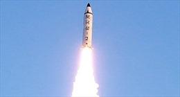 Triều Tiên bất ngờ thử tên lửa trong đêm, rơi xuống vùng đặc quyền kinh tế Nhật Bản