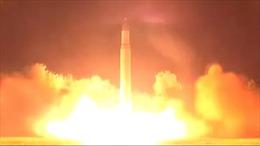 Video toàn cảnh vụ phóng tên lửa ICBM do chính Triều Tiên công bố