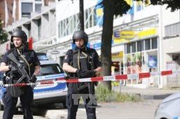 Đức xác định danh tính thủ phạm tấn công bằng dao tại Hamburg