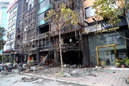 Những vụ cháy nghiêm trọng do hàn xì khiến nhiều người tử vong