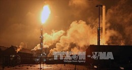 Hỏa hoạn khiến nhà máy lọc dầu lớn nhất châu Âu ngừng hoạt động