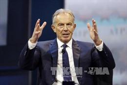 Tòa án Anh bác đơn kiện cựu Thủ tướng Blair về tội ác chiến tranh