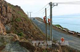 Điện lực miền Nam: Tiếp tục đưa điện đến các xã đảo