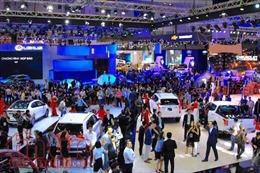 12 thương hiệu ô tô với hơn 80 mẫu xe mới hội tụ tại triển lãm ô tô lần thứ 13