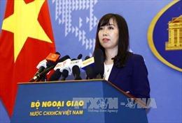 Việt Nam phản đối Trung Quốc xây dựng rạp chiếu phim trên đảo Phú Lâm, Hoàng Sa