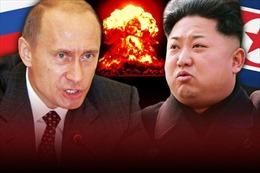 Căng thẳng 'thử ICBM' tăng cao, Nga điều hàng nghìn binh sĩ về phía biên giới Triều Tiên