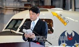 Ông Onodera sẽ trở thành tân Bộ trưởng Quốc phòng Nhật Bản