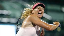 Maria Sharapova rút lui ngay giải đấu đầu tiên trở lại đất Mỹ