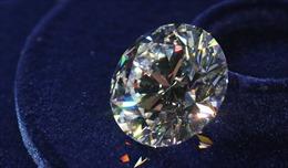 Nga đấu giá viên kim cương khổng lồ hơn 51 carat