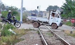 Đồng Nai xóa bỏ toàn bộ đường ngang trái phép qua đường sắt