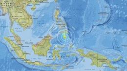 Động đất mạnh 5,8 độ Richter tại đảo Mindanao của Philippines