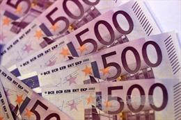 Đồng euro mạnh có thể cản trở sự hồi phục kinh tế ở châu Âu