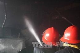 Bắc Ninh: Giải cứu hơn 100 công nhân bị mắc kẹt trong hoả hoạn