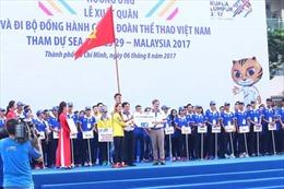 Đi bộ đồng hành cùng Đoàn Thể thao Việt Nam