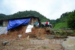 Điện Biên: Chủ động theo dõi, di dời dân ở vùng có sạt lở cao