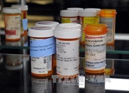 Mỹ tuyên chiến với thuốc giảm đau gây nghiện