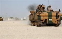 Bị các nước vùng Vịnh cô lập, Qatar tập trận chung với Thổ Nhĩ Kỳ