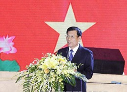 SEA Games 29: Mỗi thành viên là sứ giả hòa bình, thân thiện của Việt Nam