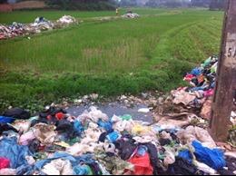 Hà Nội rà soát việc thí điểm hỗ trợ điểm trung chuyển rác nông thôn