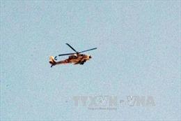 Rơi trực thăng quân sự Apache gây thương vong tại Israel
