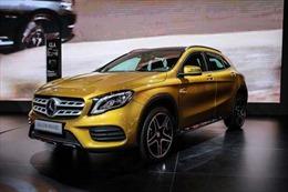 Những mẫu xe tâm điểm của Mercedes-Benz tại Triển lãm Ô tô Việt Nam 2017
