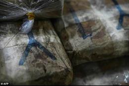 Myanmar bắt mẻ ma túy tổng hợp lớn ở Tam giác Vàng