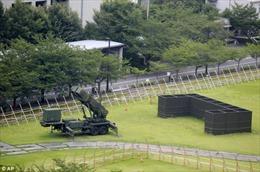 Nhật Bản đưa hệ thống chống tên lửa vào Tokyo, dân chúng vội mua hầm trú bom