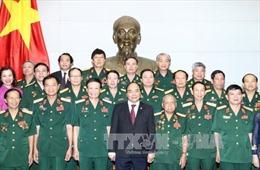 Thủ tướng Nguyễn Xuân Phúc tiếp Hội Truyền thống Trường Sơn